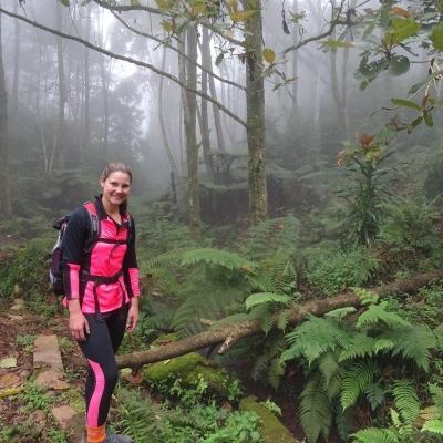 Carly F in Tanzania